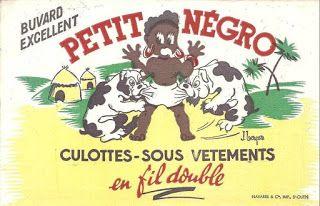 * Bonneterie: PETIT NÉGRO - Usine de Bonneterie à Troyes