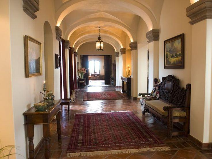 Haciendas mexico haciendas y casas coloniales en mexico for Decoracion de escaleras interiores
