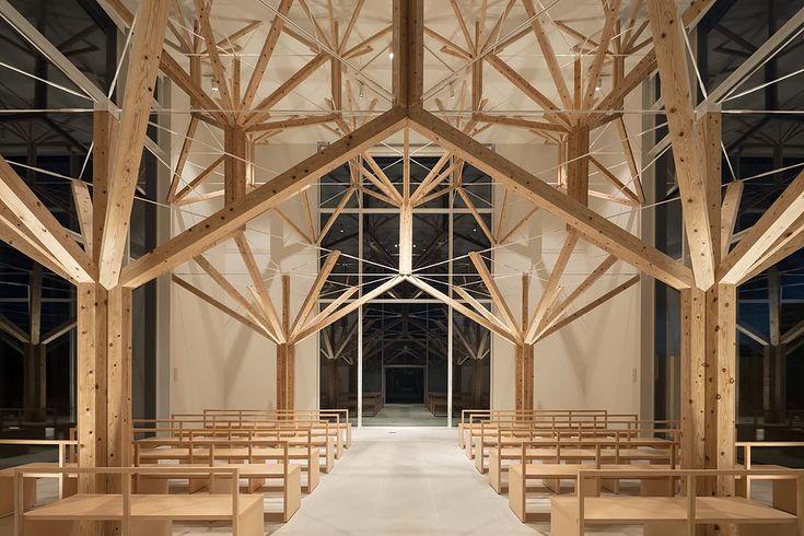 AGRI CHAPEL   Yu Momoeda Architecture   Japan  # ランドスケープデザイン