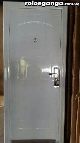 Puertas seguridad multilock