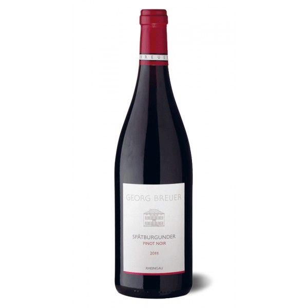 Spätburgunder - Pinot Noir - Barrique - Georg Breuer #genuss #geschenk #wein