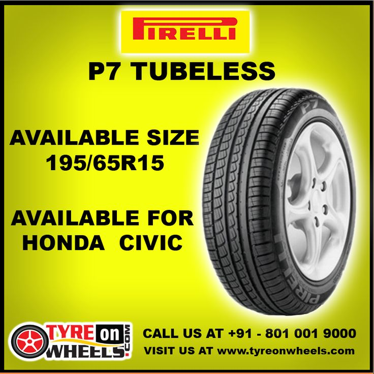 Buy Pirelli P7 Tubeless Car Tyres Online at Guaranteed Low Prices with free shipping across India also get Mobile Tyres Fitting Services at your home now buy at http://www.tyreonwheels.com/car/tyre/195/65/15/car_manufact/vs/13/Mumbai