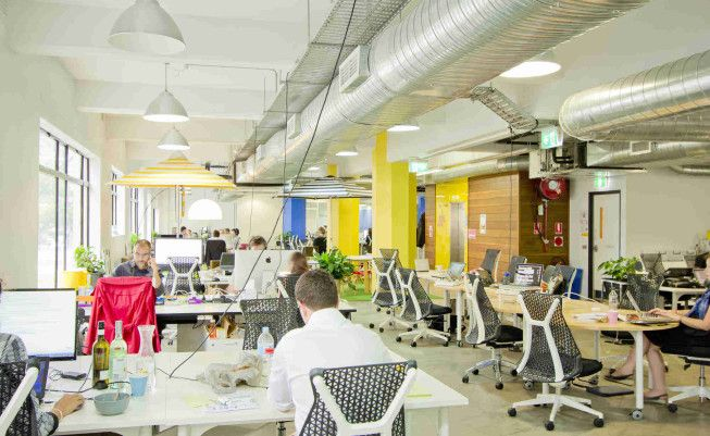 Hub Sydney #coworking (Sydney, Australia)