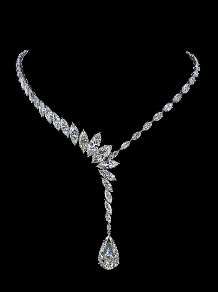Samer Halimeh NY, Diamond necklace with pendent