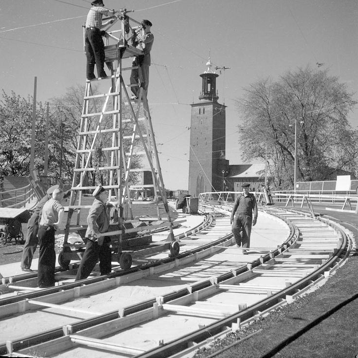 Tegelbacken 1947
