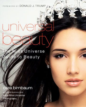 Miss Universe 2003-I have this book- great for makeup!