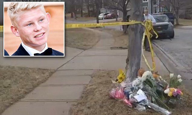 Teen shot dead by police responding to reports of a suicidal person