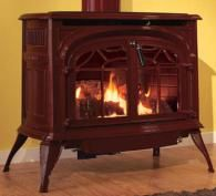 Radiance Direct Vent Gas Stoves by Vermont Castings. Available at Higgins Energy Alternatives in Barre, MA.