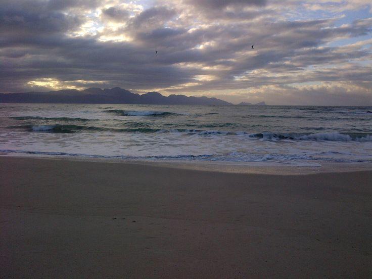 Monwabisi beach......Khayelitsha.....home