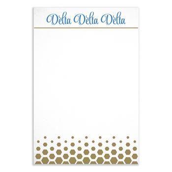 191 best Delta Delta Delta images on Pinterest Banner letters - sorority recommendation letter