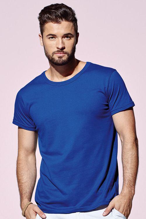 Tricou de bărbați Ben Stedman Stars din 100% bumbac ring spun #tricouri #stedman #personalizate #imprimate #brodate