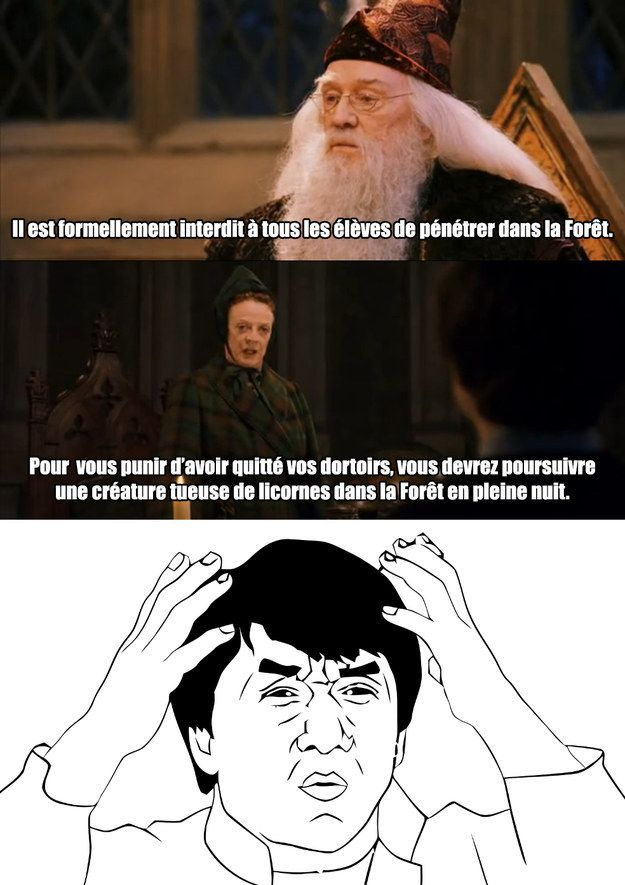 18 blagues que tous les followers d'Harry Potter apprécieront