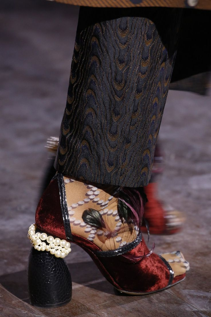 The best accessories we saw on the fall 2016 runways