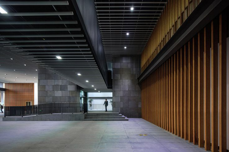 Gallery - Yinzhou City Investment Office Building Renovation / DC ALLIANCE - 3