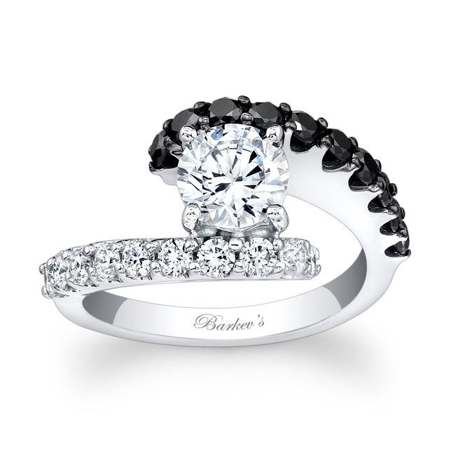 1000 images about Black Diamond Engagement Rings on Pinterest