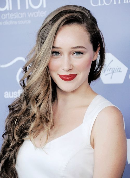 alycia debnam carey daily