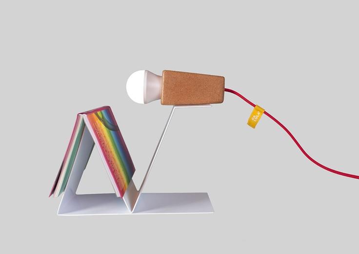 GLINT lamp by Galula Design Studio