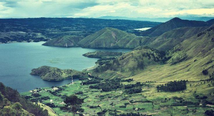 Jambi, Pemandangan Wisata Danau Kerinci: Wisata Alam Danau Kerinci
