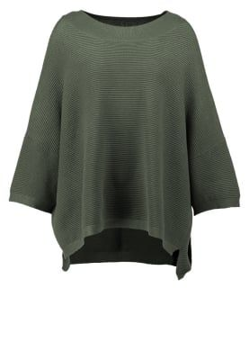 SELIEN  - Maglione - hunting green