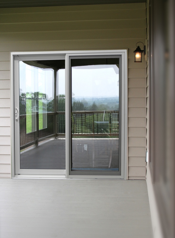 Reduce Heating And Air Conditioning Costs With An Energy Efficient Vinyl Patio  Door From ProVia