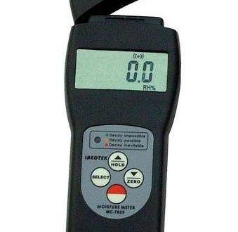 Alat Ukur Kadar Air MC-7825S merupakan alat ukur kadar air yang bisa dibilang sebagai alat pengukur kadar air yang multi fungsi karena selai...