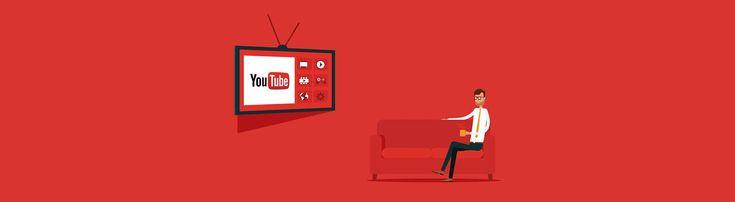 YouTubeインターネットテレビ事業に月額35ドルで参入YouTube TVのローンチ