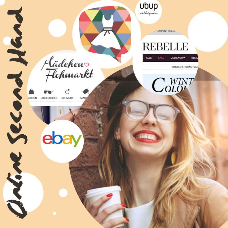 Wo kann man Second Hand und Vintage Kleidung online kaufen? Wir stellen die 5 besten Onlineshops für Second Hand und Vintage Kleidung vor.