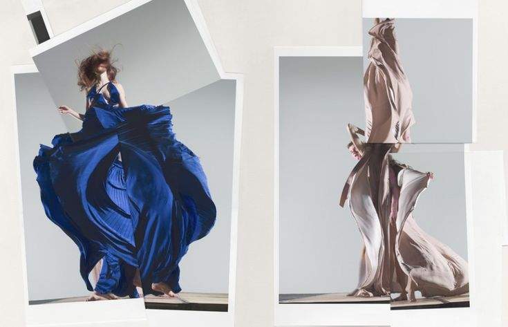 Editorial Gallery - Dynamic Blooms - SHOWstudio - The Home of Fashion Film