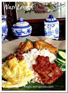 Kampong Nasi Lemak (椰浆饭) | GUAI SHU SHU