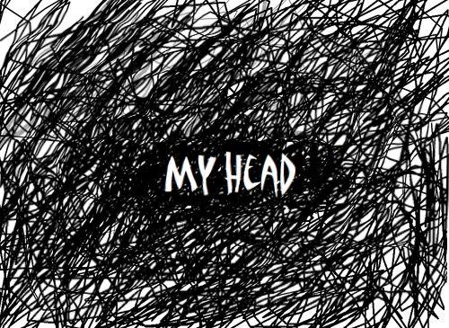 my head kfjlsklghflkgjafklg