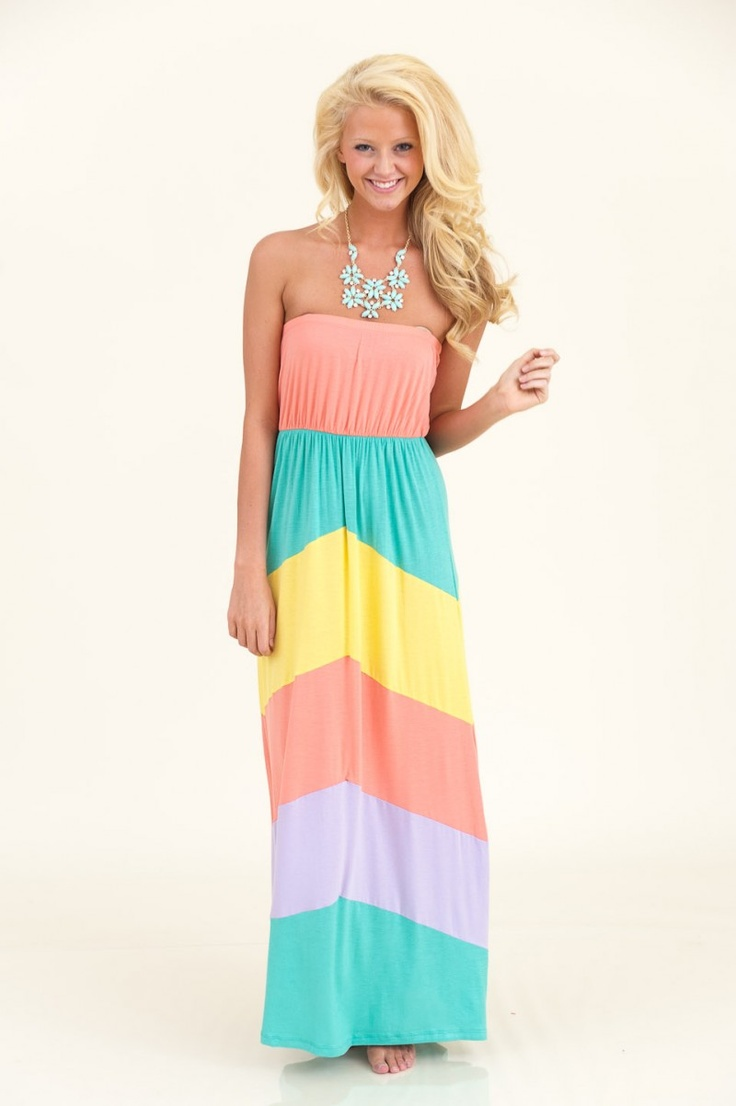 Boutique Summer Dresses