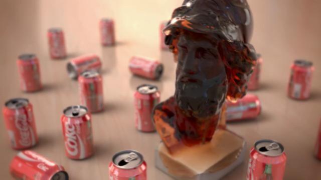 Coke reference
