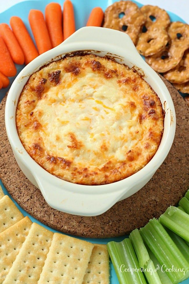 Colby Jack Cheese Dip {couponingncooking.com}