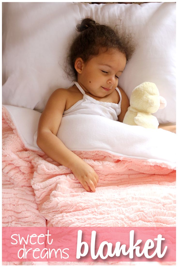 Toddler blanket by OhEverythingHandmade  I have to smile every time I look at this image of Jasmine (pretending...