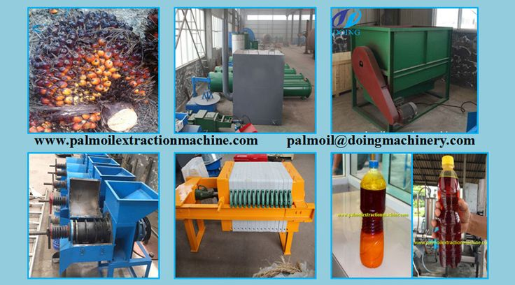 The complete palm oil press production line include palm oil storage section,palm oil sterilizing section,palm fruit threshing section,palm oil press section and palm oil filter section