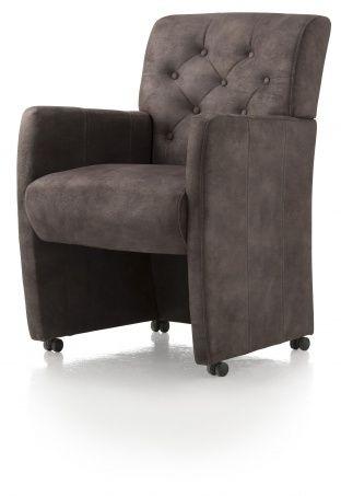6 nieuwe comfortabele eetkamer stoelen.