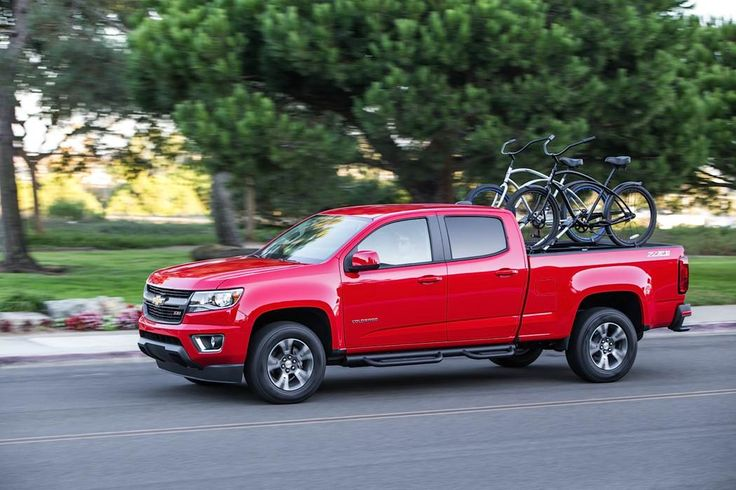 Chevy Colorado does all that it needs to do for me.