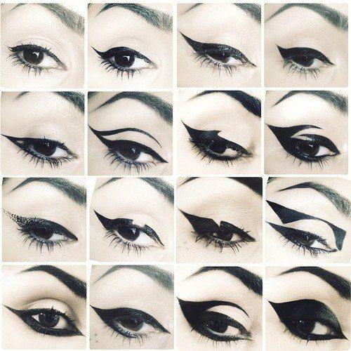 makeup cosmetics Make up darkness goth gothic kat von d nu goth all black dark beauty gothic beauty