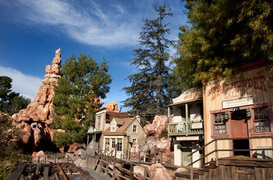 Rainbow Ridge Mining Town to be Refurbished During Big Thunder Mountain Railroad Update at Disneyland Park