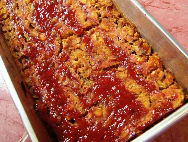 Gluten-Free Vegan Lentil Loaf Recipe