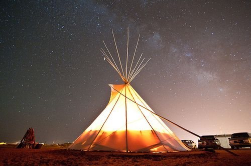 Native American Church under the Heavens