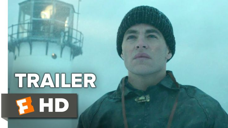 The Finest Hours Official Trailer #1 (2015) - Chris Pine, Eric Bana Movi...