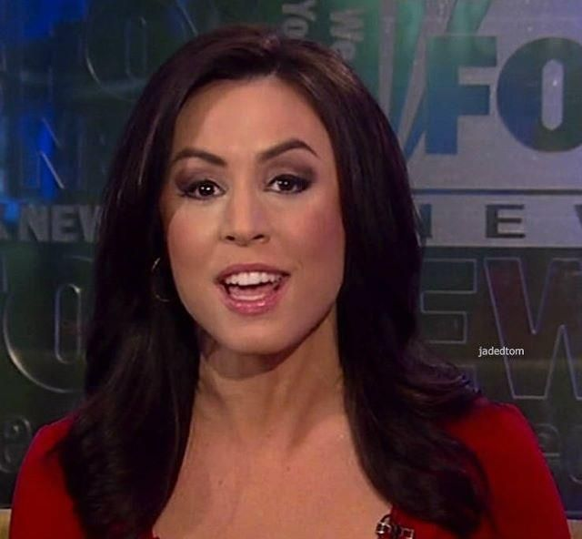 Andrea Tantaros of the Five on Fox