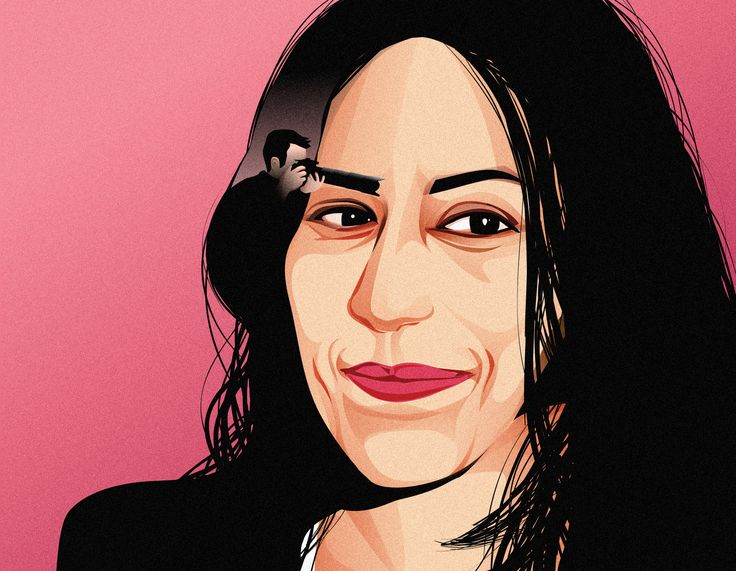 Ignore Huma Abedin by Isaac Chotiner http://on.tnr.com/13pC0ZY Illustration by Tang Yau Hoong