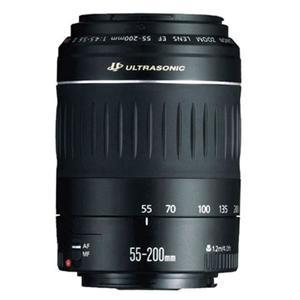 Canon Ef 55-200 4.5/5.6 ii Usm Lens