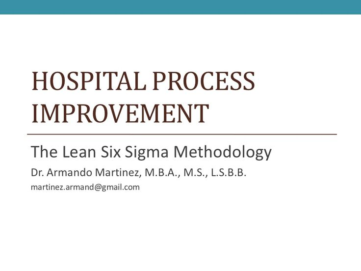 lean six sigma case studies in the healthcare enterprise Amazonin - buy lean six sigma case studies in the healthcare enterprise book online at best prices in india on amazonin read lean six sigma case studies in the.