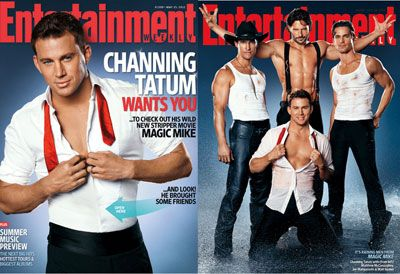 Magic Mike Guys Wet: Sexy Photo, Matthew Mcconaughey, Joe Manganiello, Entertainment Weeks, Chan Tatum, Matte Bomer, Baby Jesus, Magic Mike, Covers Entertainment