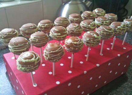 17+ Ideen Cake Pops DIY stehen Spaß   – | cake |