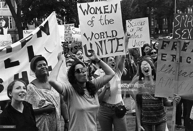 Womens libration movements of the 1960s