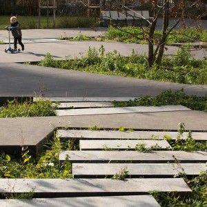 Chausson's Garden, Gennevilliers, France « Landscape Architecture Works | Landezine